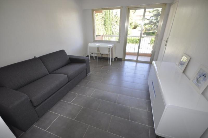 Location Studio 24m² Juan-les-Pins