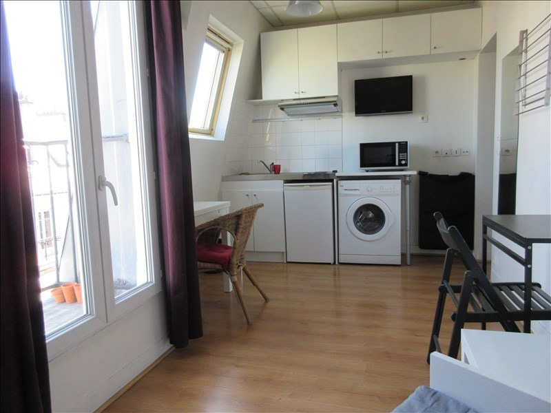 Sale apartment Paris 10ème 175 000€ - Picture 1