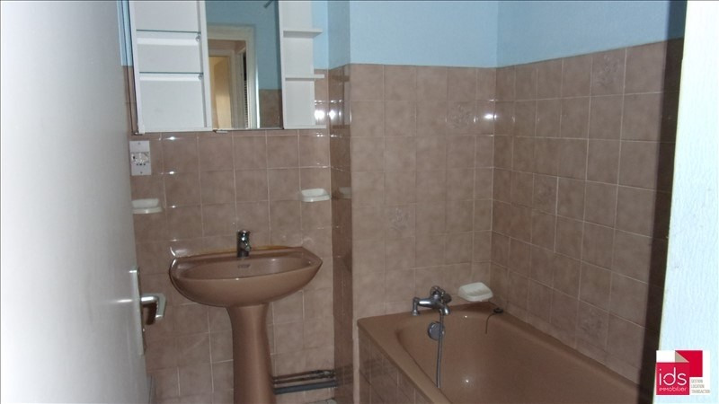 Rental apartment Pontcharra 545€ CC - Picture 5