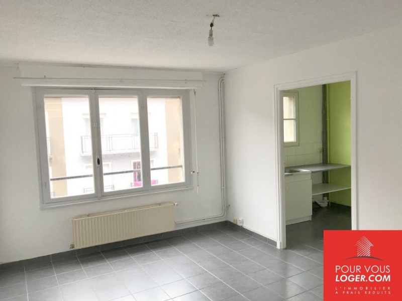 Location appartement Boulogne-sur-mer 410€ CC - Photo 1
