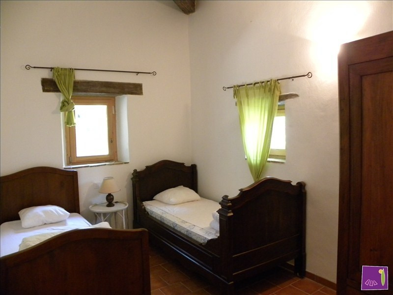 Vendita casa Lussan 269500€ - Fotografia 14