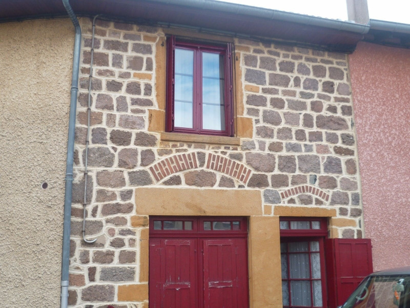 Sale house / villa Bessenay 130000€ - Picture 5