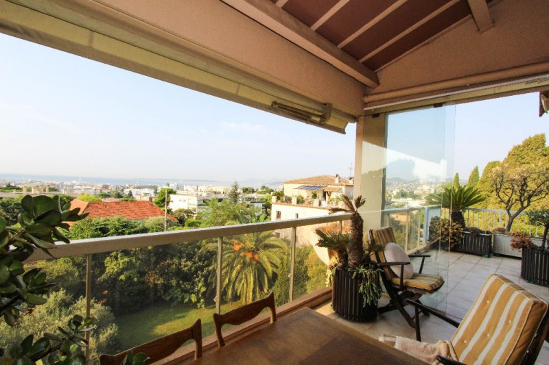 Deluxe sale apartment Antibes 898 000€ - Picture 9