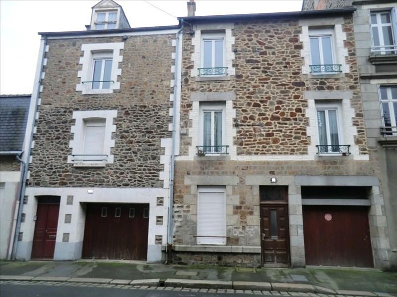 Vente immeuble Fougeres 140400€ - Photo 1