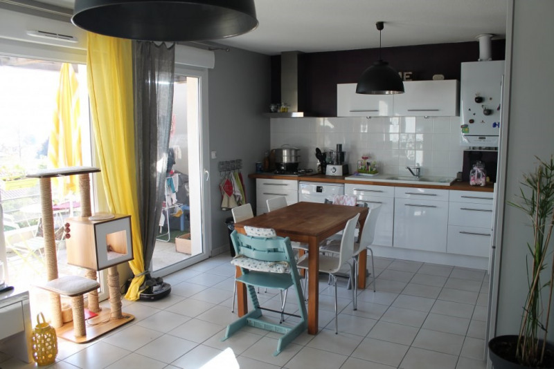 Vente appartement Communay 233 500€ - Photo 7