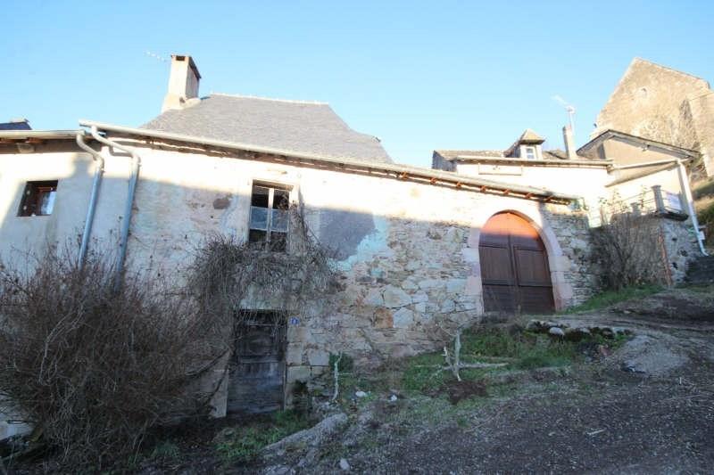 Vente maison / villa Najac 50000€ - Photo 1