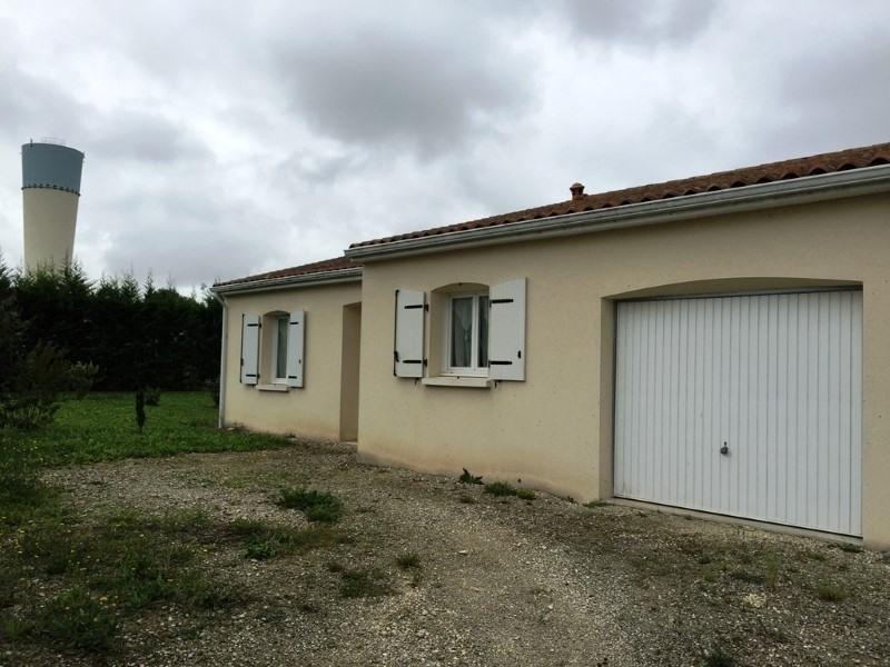 Sale house / villa Mesnac 139100€ - Picture 10