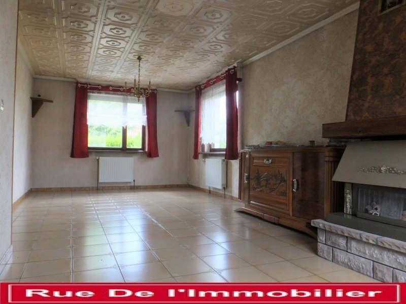 Vente maison / villa Dambach 152900€ - Photo 3
