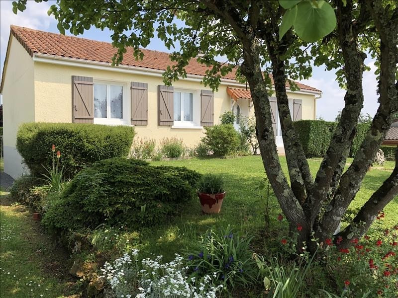 Vente maison / villa Smarves 186000€ - Photo 1