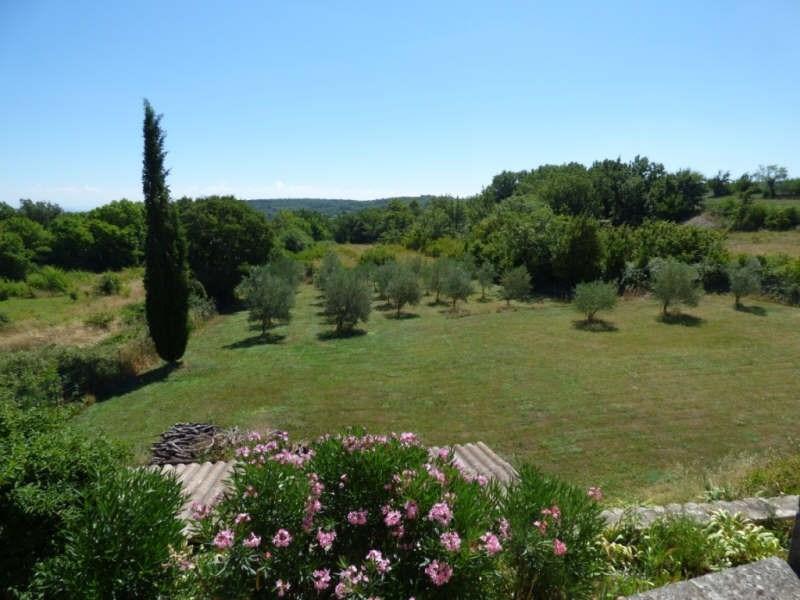 Immobile residenziali di prestigio casa Goudargues 579000€ - Fotografia 2