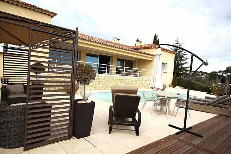 Deluxe sale house / villa Vallauris 1850000€ - Picture 2