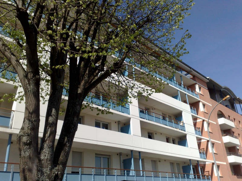 Rental apartment Toulouse 648€ CC - Picture 1