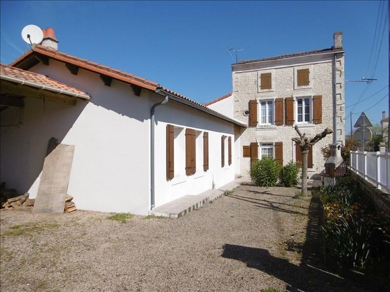 Vente maison / villa La rochenard 287000€ - Photo 1