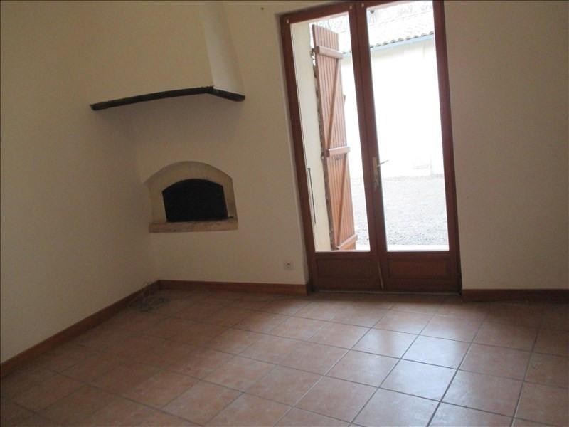 Location maison / villa St julien en st alban 680€ CC - Photo 6