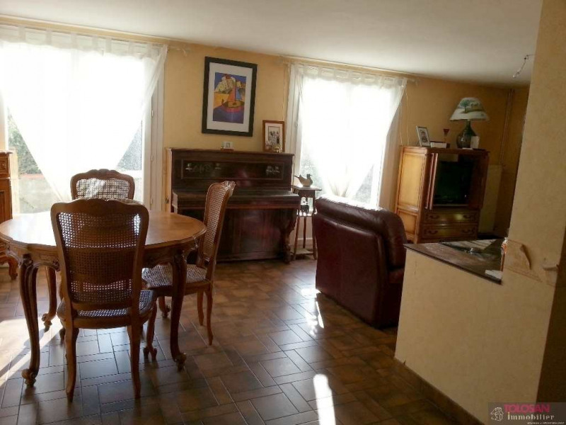 Vente maison / villa Baziege 176 000€ - Photo 2