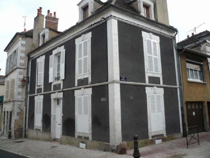 Rental apartment Auxerre 477€ CC - Picture 1