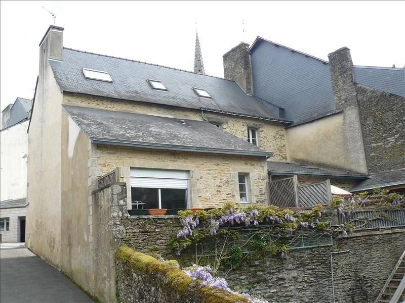 Sale building Josselin 334 400€ - Picture 2