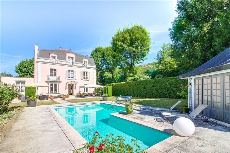 Deluxe sale house / villa St leu la foret 1195000€ - Picture 1