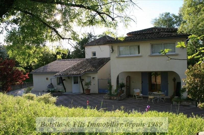 Immobile residenziali di prestigio casa Barjac 596000€ - Fotografia 8