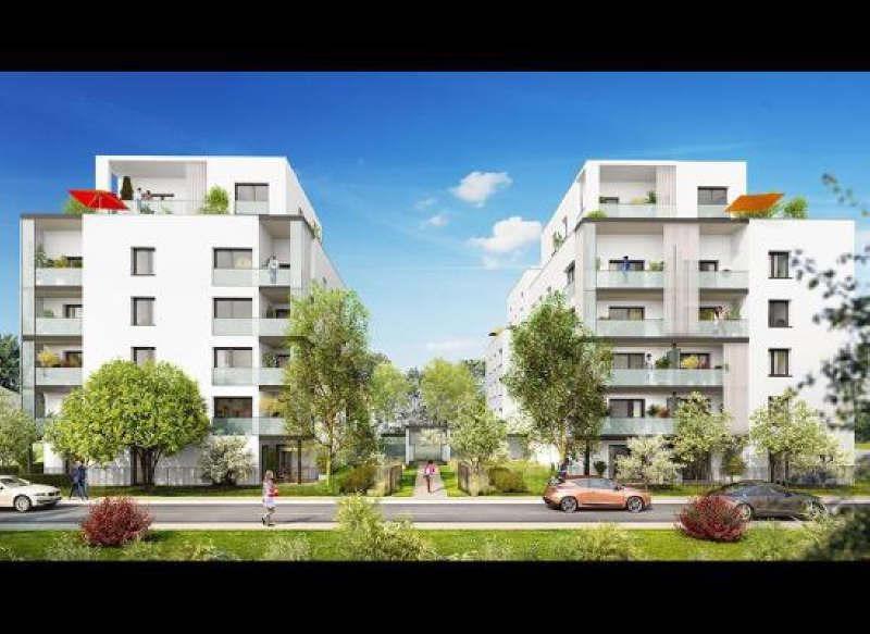 Location appartement Villeurbanne 760€ CC - Photo 1