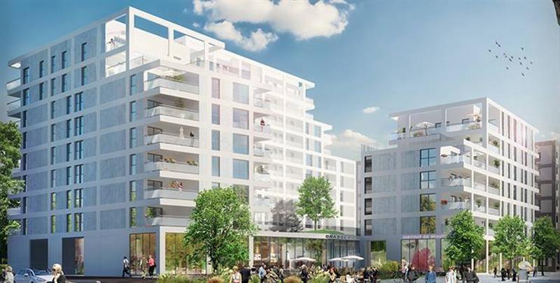 le piazza programme immobilier neuf rennes partir de 210 000 propos par groupe arc. Black Bedroom Furniture Sets. Home Design Ideas