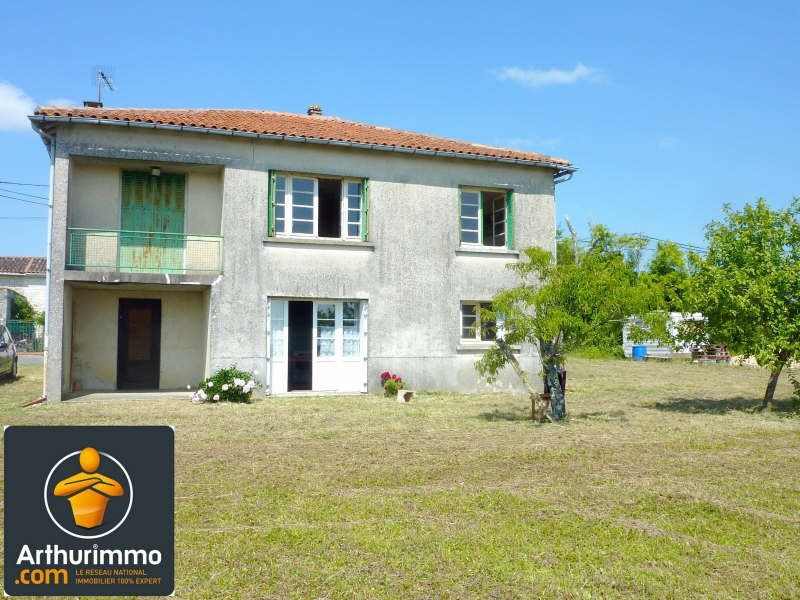 Sale house / villa Beauvais sur matha 83 600€ - Picture 1
