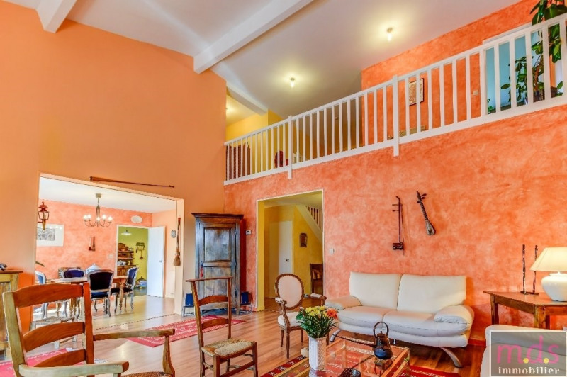 Sale house / villa Montrabe 455000€ - Picture 3