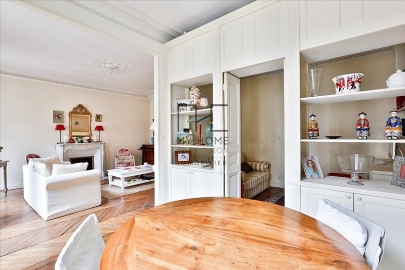 Vente de prestige appartement Paris 8ème 925000€ - Photo 5