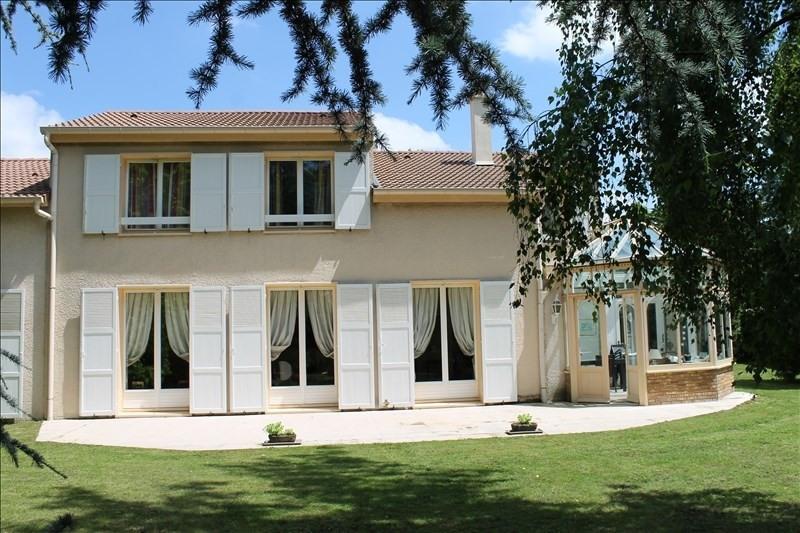 Venta de prestigio  casa Louveciennes 1227000€ - Fotografía 2