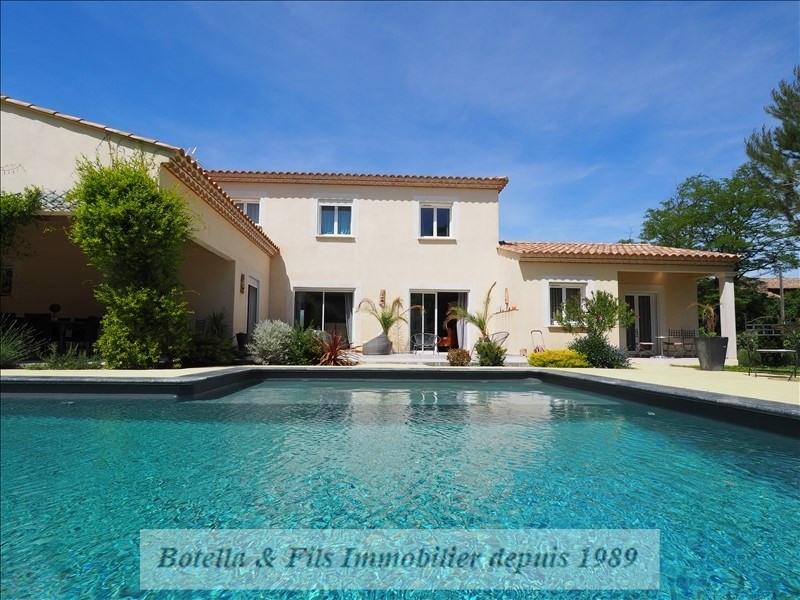 Vente de prestige maison / villa St paulet de caisson 449000€ - Photo 1