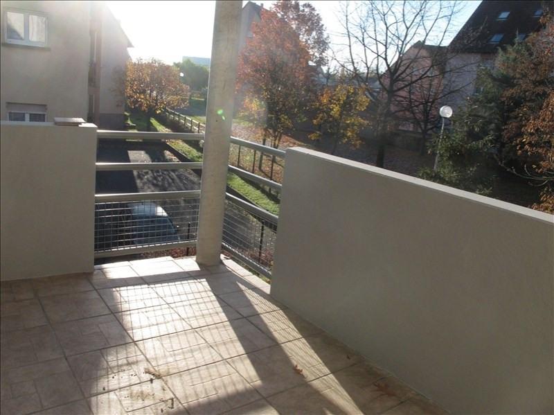 Rental apartment Haguenau 590€ CC - Picture 3