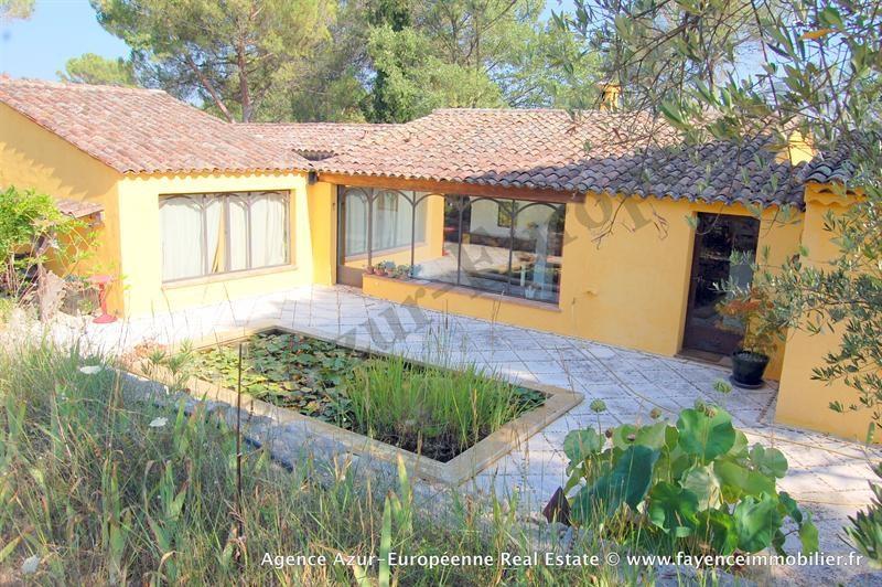 Vente de prestige maison / villa Le canton de fayence 875000€ - Photo 13