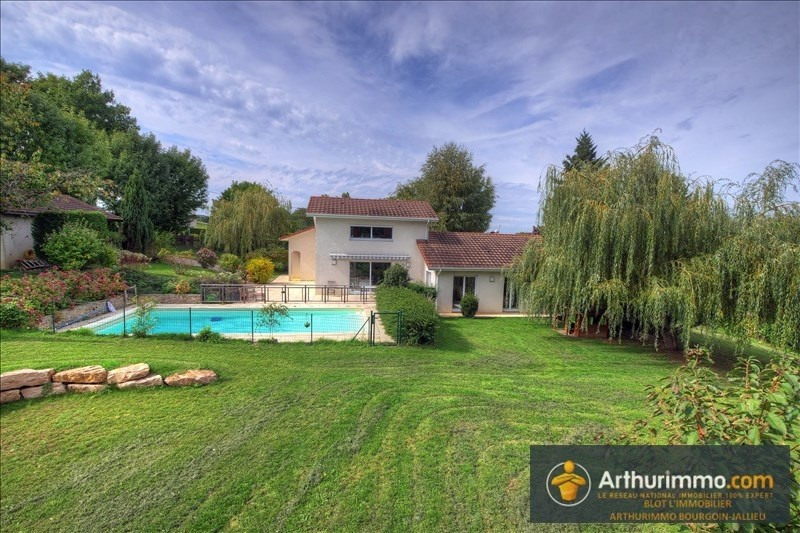 Vente de prestige maison / villa Bourgoin jallieu 600000€ - Photo 1