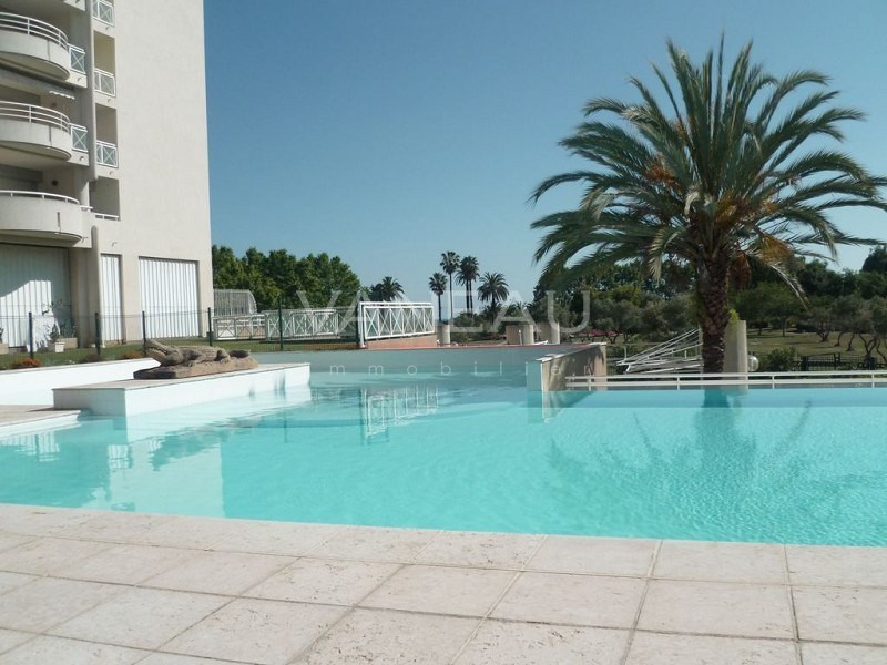 Vente appartement Juan-les-pins 161000€ - Photo 1
