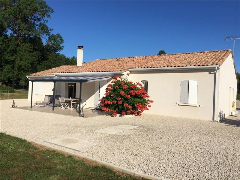 Vente maison / villa 10 minutes ouest cognac 214000€ - Photo 1