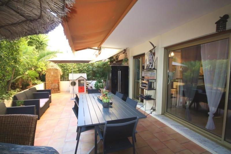 Sale apartment Juan les pins 425000€ - Picture 2