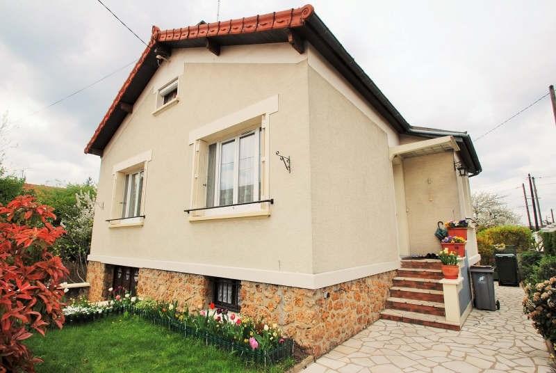 Sale house / villa Bezons 369000€ - Picture 1