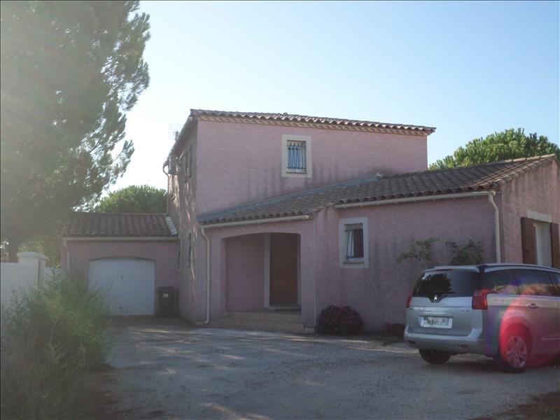 Location maison / villa Marguerittes 1 128€ CC - Photo 1