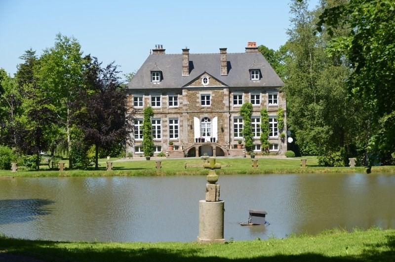 Vente de prestige château Vire 870000€ - Photo 1
