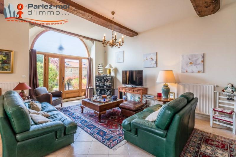 Vente appartement Saint-germain-sur-l'arbresle 249000€ - Photo 7
