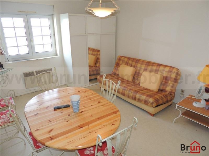 Verkoop  appartement Le crotoy 124500€ - Foto 2