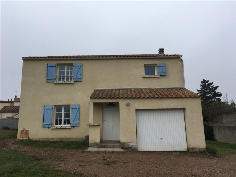Vente maison / villa Lucon 162750€ - Photo 6