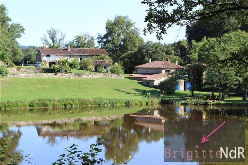 Vente de prestige maison / villa Cieux 577000€ - Photo 1