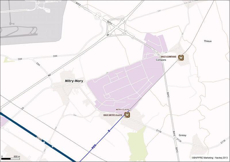 Vente Local d'activités / Entrepôt Mitry-Mory 0