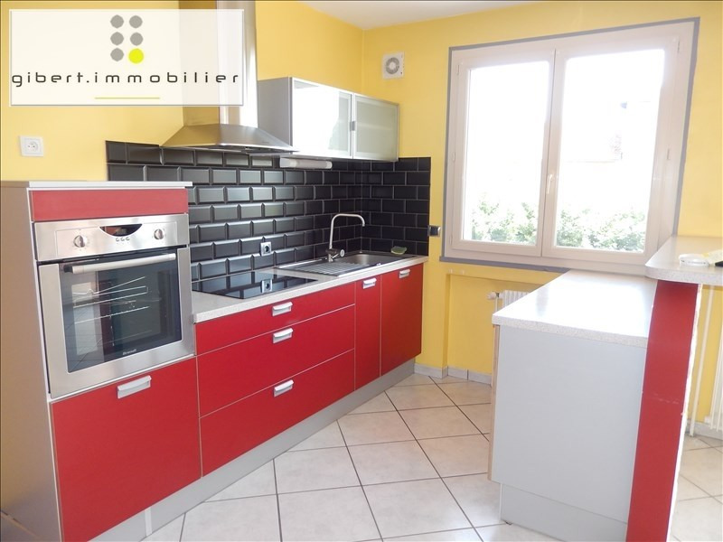 Rental apartment Le puy en velay 471,79€ CC - Picture 1