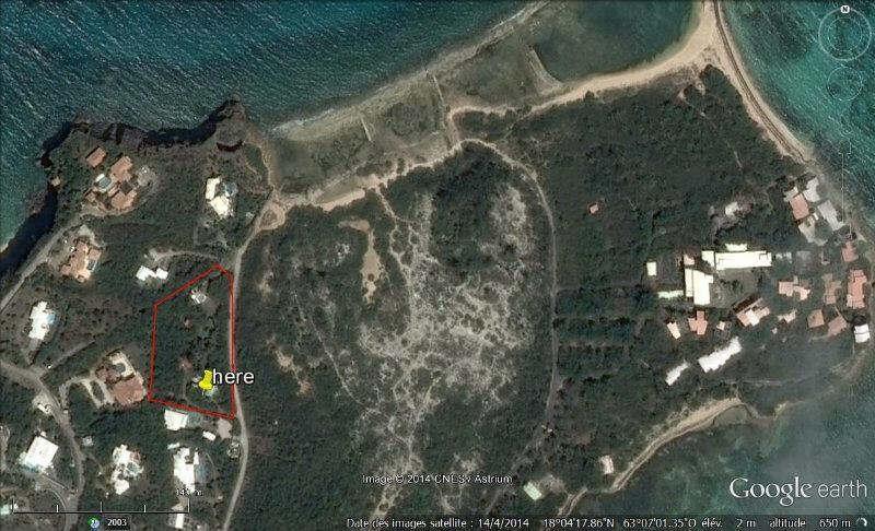 Venta  terreno St martin 1170000€ - Fotografía 2