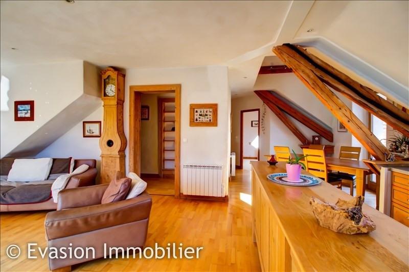 Vente appartement Sallanches 309000€ - Photo 4