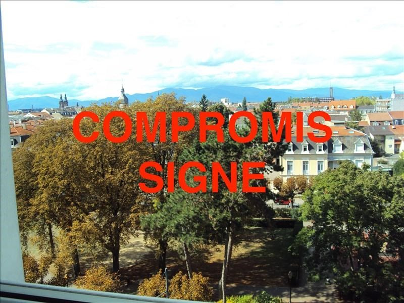 Vente appartement Mulhouse 88 000€ - Photo 1