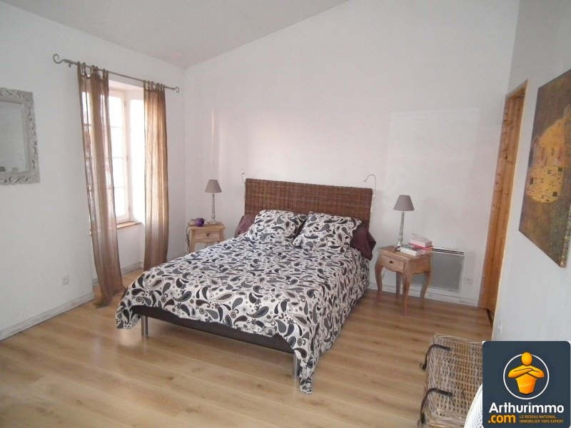 Vente maison / villa Matha 157620€ - Photo 9