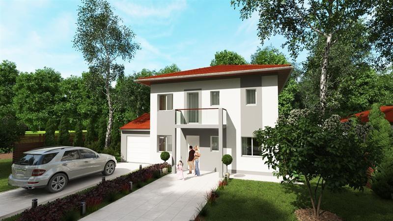 Maison  4 pièces + Terrain 1200 m² Villes (01200) par MAISONS KERBEA